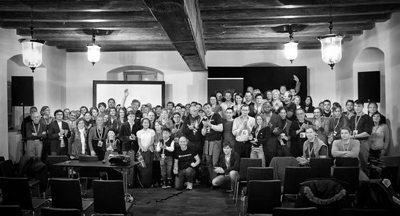 TEDxPannonia_2011_Group